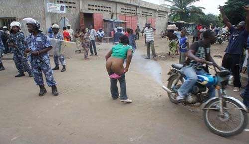 Togo, la grève du sexe pour la démocratie