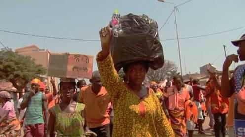 Togo, les femmes et les hommes ensemble, pour la démocratie